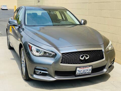 2014 Infiniti Q50 for sale at Auto Zoom 916 in Rancho Cordova CA