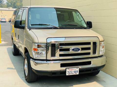 2013 Ford E-Series Wagon for sale at Auto Zoom 916 in Rancho Cordova CA