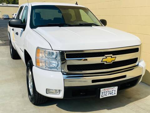 2011 Chevrolet Silverado 1500 for sale at Auto Zoom 916 in Rancho Cordova CA