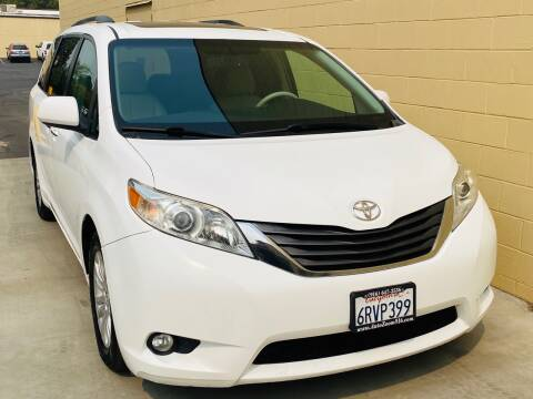 2011 Toyota Sienna for sale at Auto Zoom 916 in Rancho Cordova CA