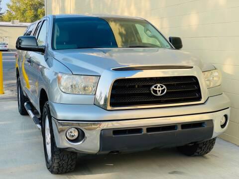2007 Toyota Tundra for sale at Auto Zoom 916 in Rancho Cordova CA