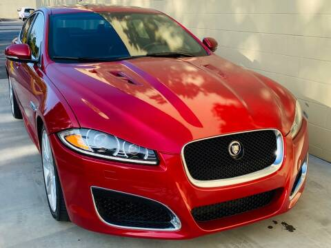 2012 Jaguar XF for sale at Auto Zoom 916 in Rancho Cordova CA