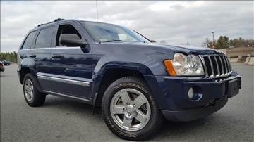 2005 Jeep Grand Cherokee for sale at TAMSON MOTORS in Stoughton MA