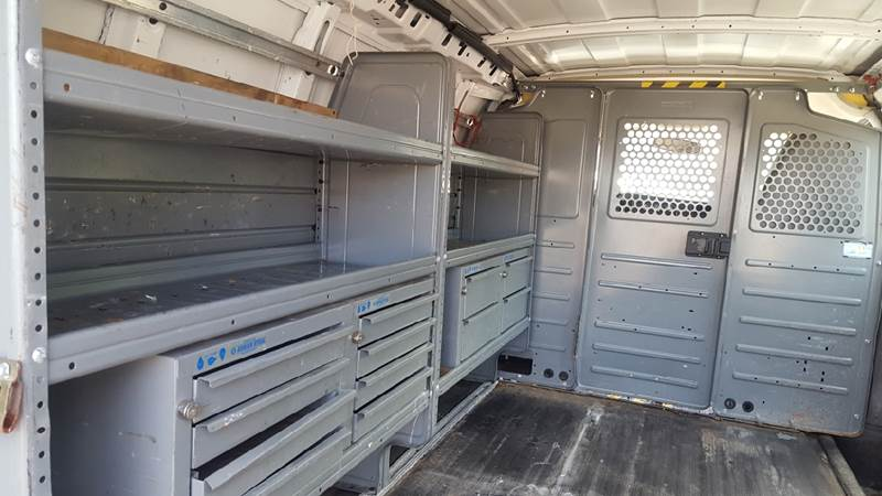 2013 GMC Savana Cargo for sale at TAMSON MOTORS in Stoughton MA