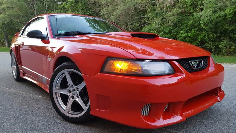 2002 Ford Mustang for sale at TAMSON MOTORS in Stoughton MA