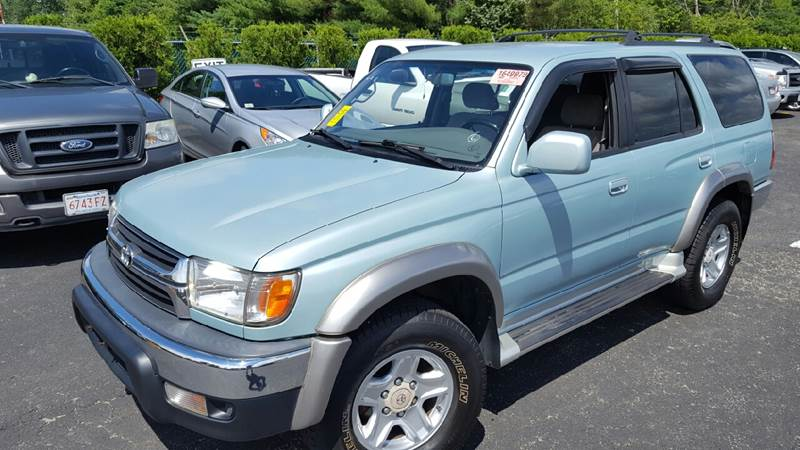 2001 Toyota 4Runner For Sale At TAMSON MOTORS In Stoughton MA