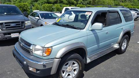 2001 Toyota 4Runner for sale in Stoughton, MA