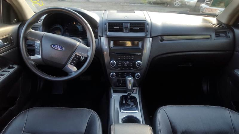 2010 Ford Fusion for sale at TAMSON MOTORS in Stoughton MA