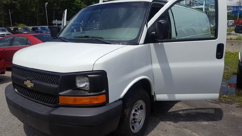 2008 Chevrolet Express Cargo for sale at TAMSON MOTORS in Stoughton MA