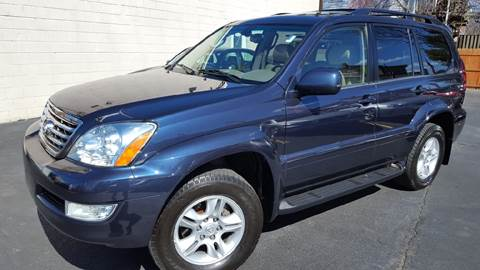 2003 Lexus GX 470 for sale at TAMSON MOTORS in Stoughton MA