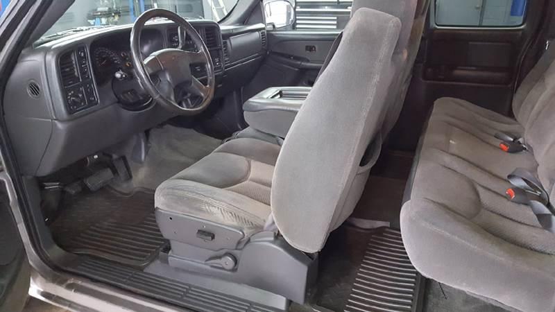 2003 Chevrolet Silverado 1500 for sale at TAMSON MOTORS in Stoughton MA