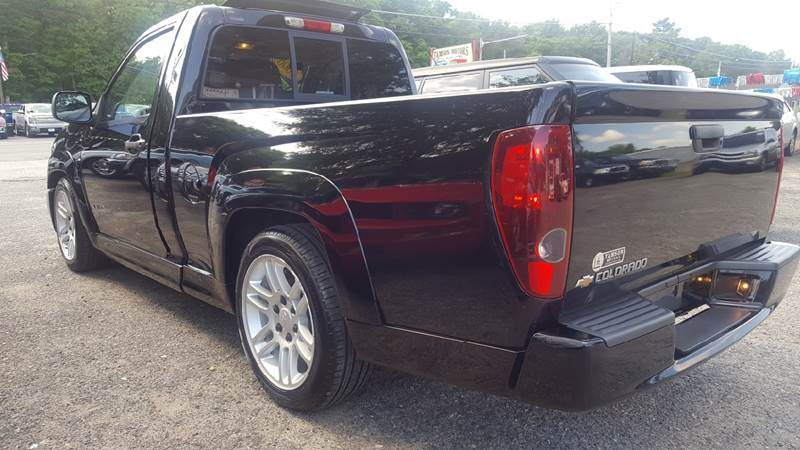 2006 Chevrolet Colorado for sale at TAMSON MOTORS in Stoughton MA