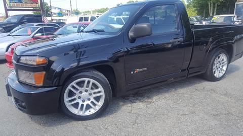 2006 Chevrolet Colorado for sale at TAMSON MOTORS in Stoughton MA