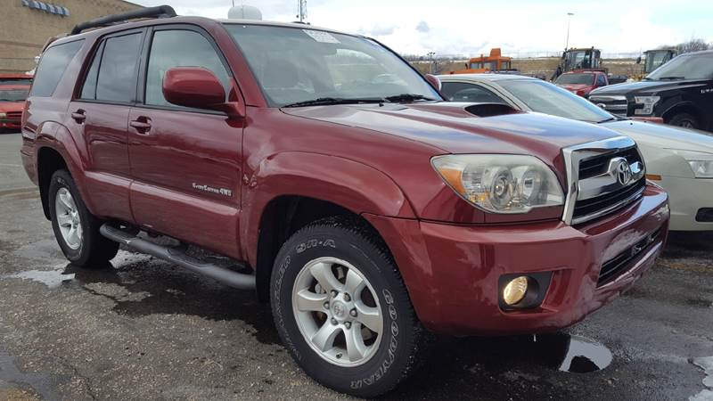 2006 Toyota 4Runner For Sale At TAMSON MOTORS In Stoughton MA