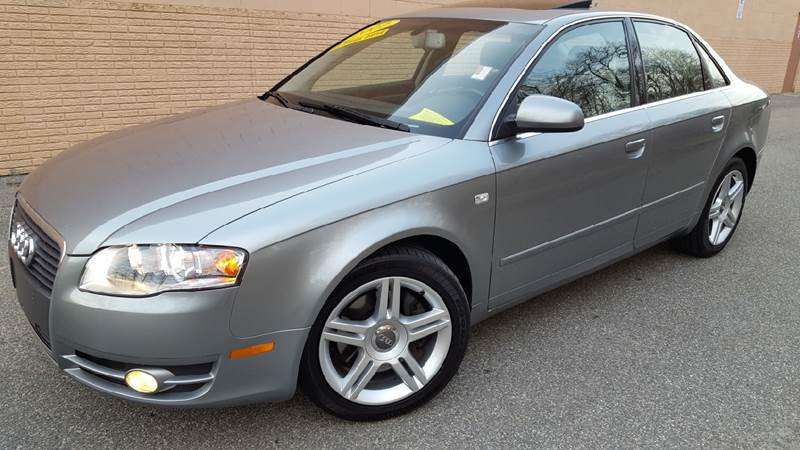 Audi A T Quattro In Stoughton MA TAMSON MOTORS - Audi a4 for sale