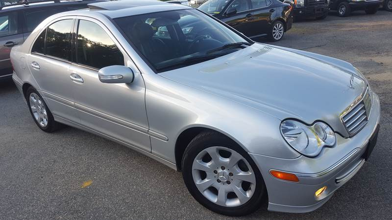 2006 Mercedes Benz C Class For Sale At TAMSON MOTORS In Stoughton MA