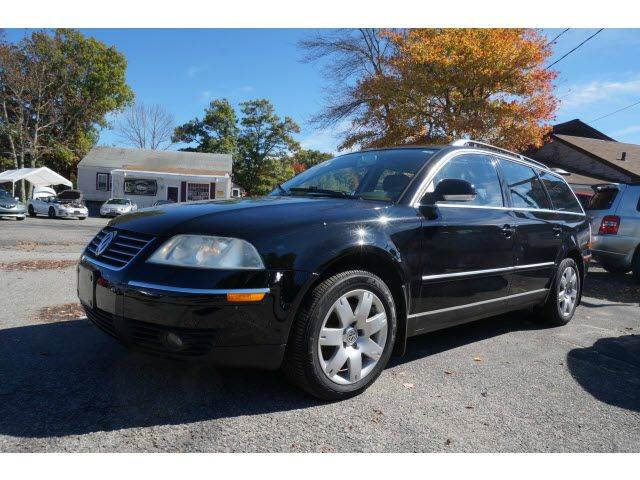 2005 Volkswagen Passat for sale at TAMSON MOTORS in Stoughton MA