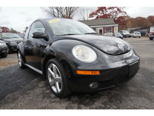 2007 Volkswagen Beetle for sale at TAMSON MOTORS in Stoughton MA