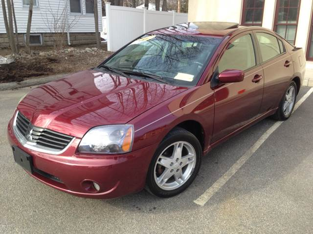 2007 Mitsubishi Galant for sale at TAMSON MOTORS in Stoughton MA