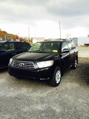 2008 Toyota Highlander for sale at TAMSON MOTORS in Stoughton MA