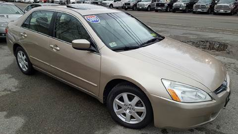 2005 Honda Accord for sale at TAMSON MOTORS in Stoughton MA