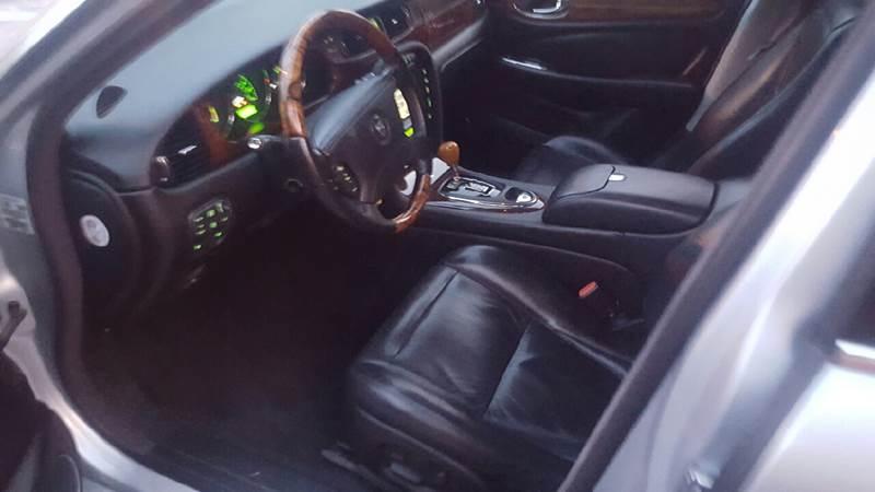 2007 Jaguar XJ-Series for sale at TAMSON MOTORS in Stoughton MA