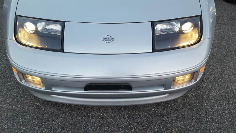 1995 Nissan 300ZX for sale at TAMSON MOTORS in Stoughton MA