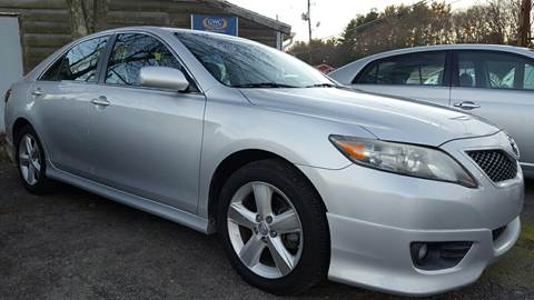 2011 Toyota Camry for sale at TAMSON MOTORS in Stoughton MA
