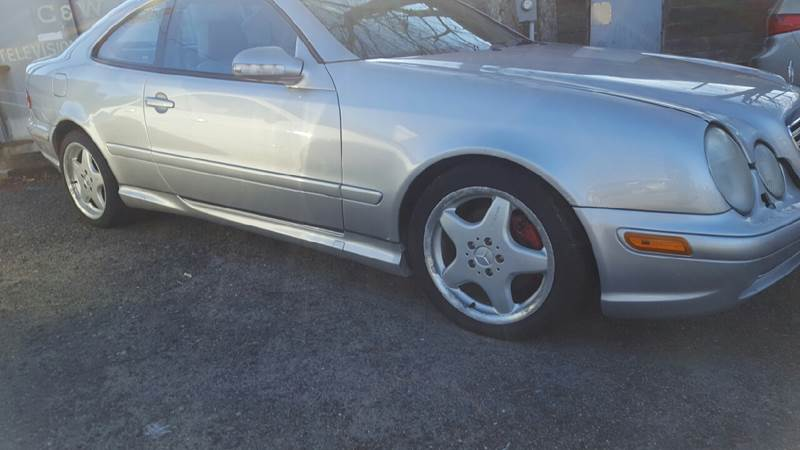 2000 Mercedes-Benz CLK for sale at TAMSON MOTORS in Stoughton MA
