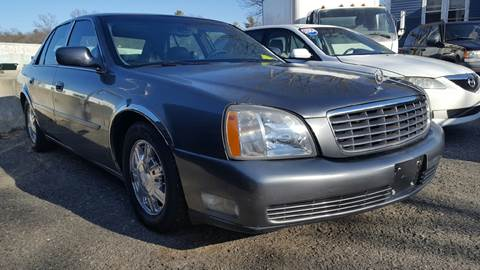 2005 Cadillac DeVille for sale at TAMSON MOTORS in Stoughton MA