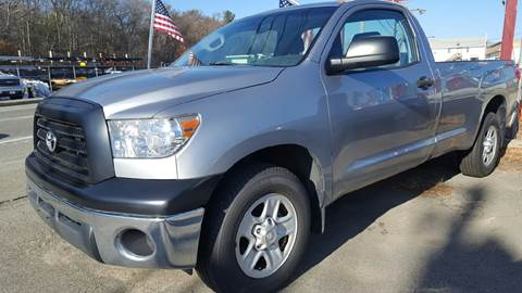 2008 Toyota Tundra for sale at TAMSON MOTORS in Stoughton MA