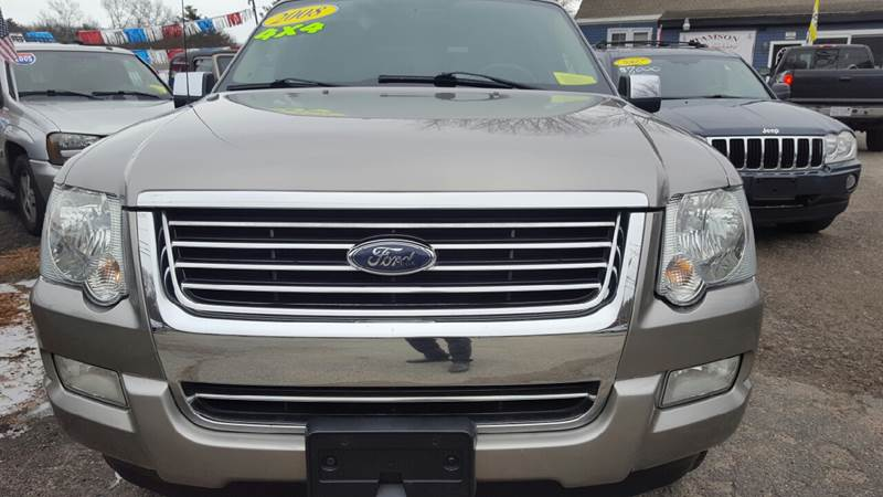 2008 Ford Explorer for sale at TAMSON MOTORS in Stoughton MA