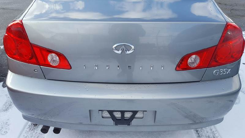 2005 Infiniti G35 for sale at TAMSON MOTORS in Stoughton MA