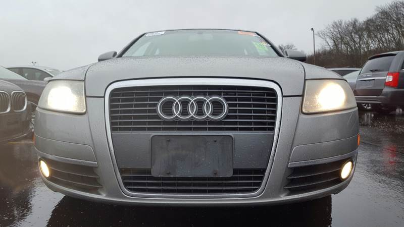 2006 Audi A6 for sale at TAMSON MOTORS in Stoughton MA