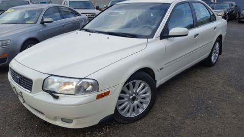 2004 Volvo S80 for sale at TAMSON MOTORS in Stoughton MA