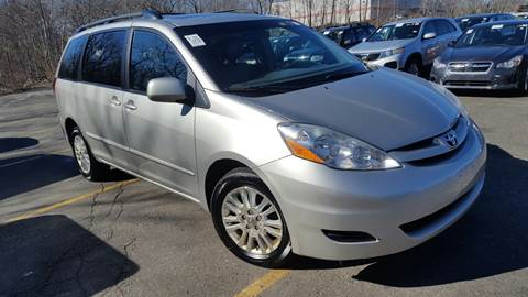 2010 Toyota Sienna for sale at TAMSON MOTORS in Stoughton MA