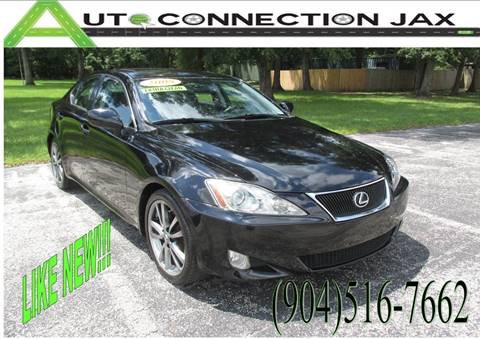 2008 Lexus IS 250 for sale in Jacksonville, FL