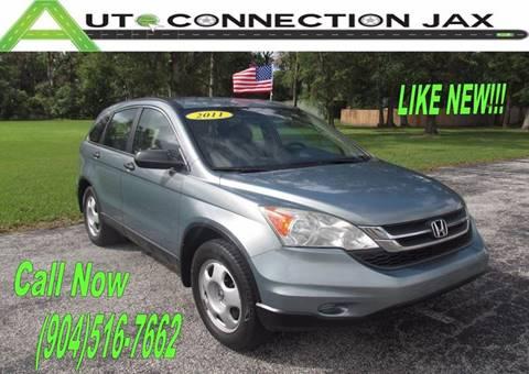 2011 Honda CR-V for sale in Jacksonville, FL