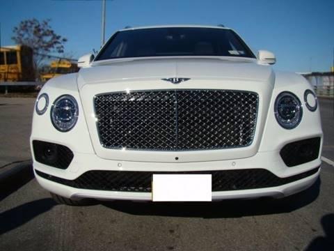 2017 Bentley Bentayga W12 for sale in Newburgh, NY