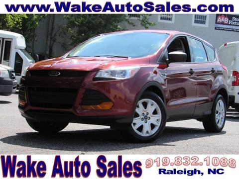 Used Cars In Raleigh Nc >> Wake Auto Sales Inc Used Cars Raleigh Nc Dealer