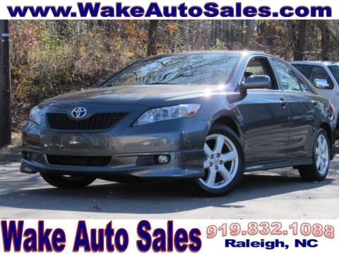 2009 Toyota Camry for sale in Raleigh, NC