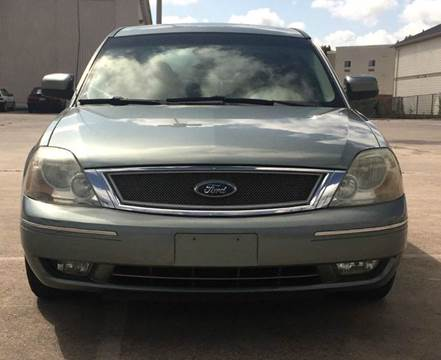 2007 Ford Five Hundred for sale in Houston, TX