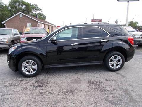 2011 Chevrolet Equinox for sale in Saint John, IN