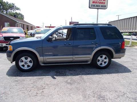2005 Ford Explorer for sale in Saint John, IN