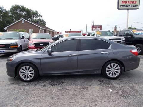 2013 Honda Accord for sale in Saint John, IN