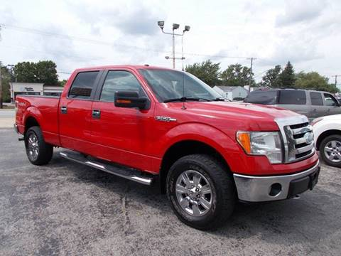 2009 Ford F-150 for sale in Saint John, IN