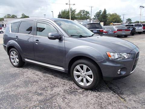 2010 Mitsubishi Outlander for sale in Saint John, IN