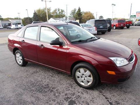 2007 Ford Focus for sale in Saint John, IN