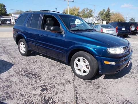 2002 Oldsmobile Bravada for sale in Saint John, IN