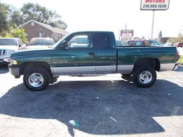 2001 Dodge Ram Pickup 1500 for sale in Saint John, IN